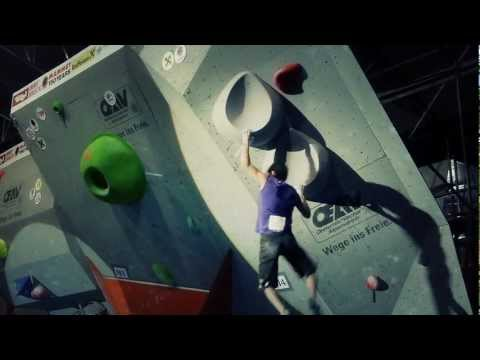 Boulder World Cup 2012 report - Innsbruck