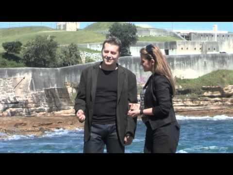Goce Petreski i Aneta Micevska