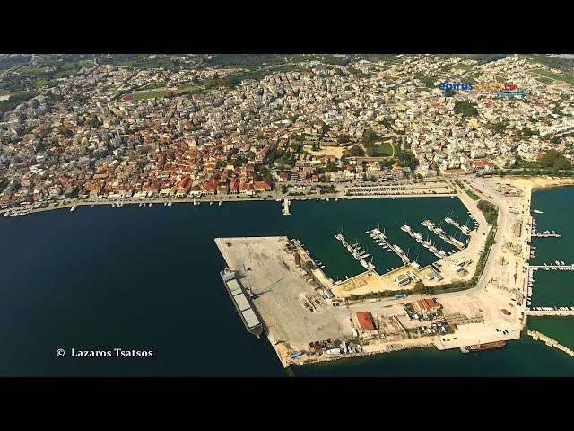 Preveza city and its sights (mini documentary)