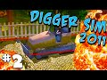 Trucking Tuesday: Digger-Simulator 2011 #2 - Keep It Low