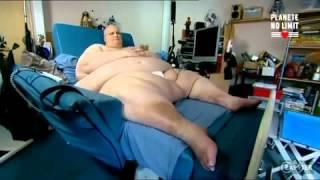 getlinkyoutube.com-اسمن رجل في العالم وزنه 394 كيلو غرام