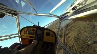 getlinkyoutube.com-Kitfox desert flying 2013