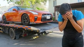getlinkyoutube.com-Goodbye Nissan GT-R ...