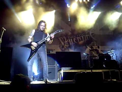 Bullet for my valentine - South african anthem FULL