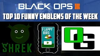 getlinkyoutube.com-Black Ops 3 - Top 10 Funniest Emblems Of The Week #2
