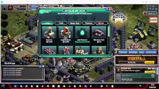getlinkyoutube.com-Hack Gold and hack gear  War Commander 2016 By M'r Drx
