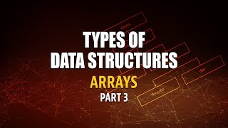 Types Of Data Structures | Implementation of Arrays in HTML | Part 3 | Eduonix