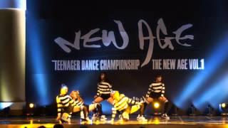 getlinkyoutube.com-New Age 전국 청소년 댄스 챔피언쉽 - 고등부 김아현 외4명