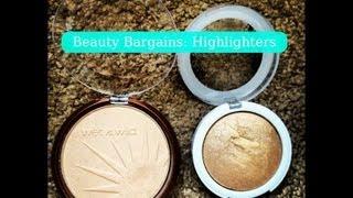 getlinkyoutube.com-Beauty Bargains: Highlighters