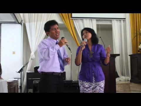 Kam Kap Teman - Pasutri idol GBKP klasis jakarta bandung 2013
