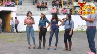 getlinkyoutube.com-Candidatas a Chica Jaripeo 2014, La Almoloyan de Colima.