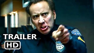 211 Official Trailer (2018) Nicolas Cage Action Movie HD