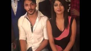getlinkyoutube.com-Exclusive Interview of MTV Splitsvilla 9 Martina, Her Boyfriend Suraj and Isha at Celebrity Face