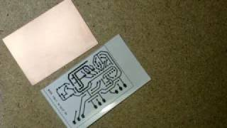 getlinkyoutube.com-DIY Printed circuit board