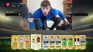 PELE IN A GLITCHED FIFA PACK OMMGGG - TOP 10 PACKS #4