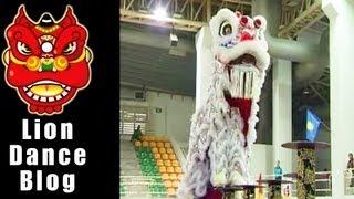 2008 Lion Dance Competition - The Johore East A Jinshan Sports Association Lion Dance
