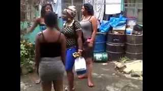 getlinkyoutube.com-fight in Trinidad MUDERATION