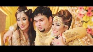 getlinkyoutube.com-Nusrat & Ony's Holud. A Cinematic glimpse from Weddings, inc.