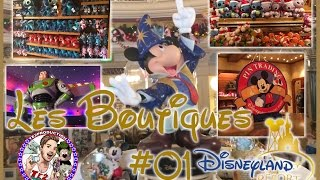 Les Boutiques de Disneyland Resort Paris #01
