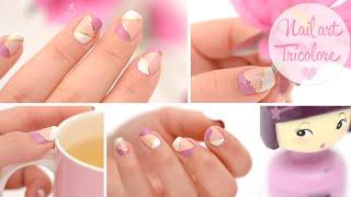 getlinkyoutube.com-Tuto Nail art Graphique