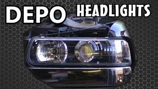 getlinkyoutube.com-02 Silverado Dually Smoking New LED Lights and Future Plans