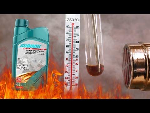 Addinol Super Light 5W40 Jak czysty jest olej silnikowy?