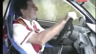getlinkyoutube.com-Jean Ragnotti essais Clio Williams Denis Cartier