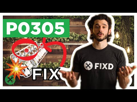 P0305 Explained (Simple Fix) - Cylinder 5 Misfire