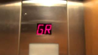 Long/Otis Hydraulic Elevator @ Plaza Frontenac Frontenac MO w/TheElevatorChannel