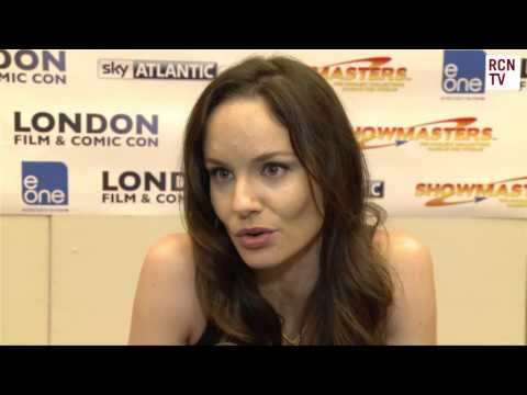 Sarah Wayne Callies Interview - The Walking Dead & Prison Break