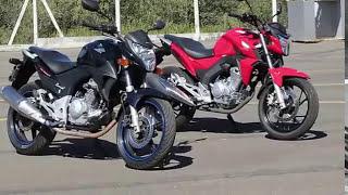getlinkyoutube.com-Comparativo cb300 vs cb250F