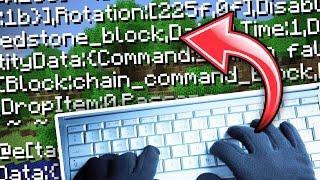getlinkyoutube.com-The BEST Ways to HACK in Minecraft!