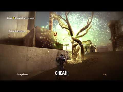 2/4: Shadowrun (2007) (Xbox 360) Single Player