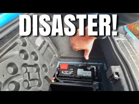 How to change your Dodge Challenger or Charger Battery | Problems after install