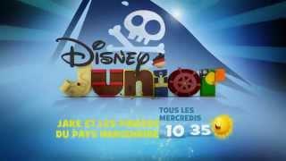 Disney Junior HD France (Summer Request #20) Continuity 2014