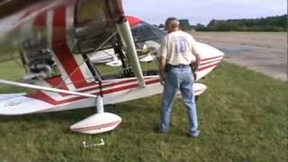 getlinkyoutube.com-My first ever Ultralight / LSA Ride, Challenger II