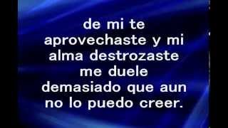 getlinkyoutube.com-No Se -Letra- Julion Alvarez