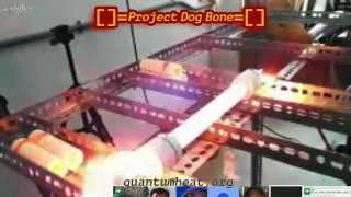 Project Dog Bone - 1st live test