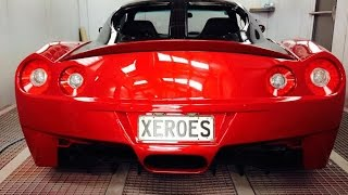 How to design and fabricate your own concept car - New Fortune RX7