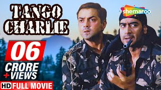 Tango Charlie (HD) Hindi Full Movie  - Ajay Devgn - Bobby Deol - Sanjay Dutt - (With Eng Subtitles)