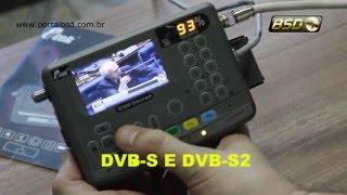 getlinkyoutube.com-Medidor de sinal DSM Desired da 8dtek - Parabólica Digital