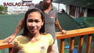 getlinkyoutube.com-Philippines HOT GIRLS - Meet the Waitresses at BadLadz Adventure Resort