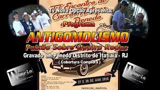 2º Encontro de Carros Antigos em Penedo-RJ