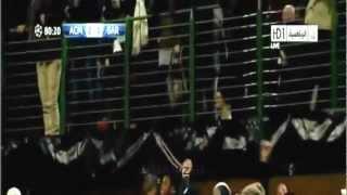 اهداف ميلان - برشلونة 2-0 (2013/2/21)