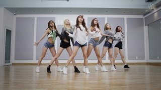 getlinkyoutube.com-HELLOVENUS 헬로비너스 - '위글위글(WiggleWiggle)' 안무 연습 영상 (Choreography Practice Video)