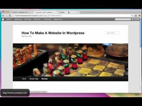 Professional Wordpress Websites Step By Step -Without Code!