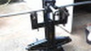 getlinkyoutube.com-CALANDRA CURVADORA DE TUBOS(manual pipe bend step by step) FAÇA VOCÊ MESMO PASSO A PASSO