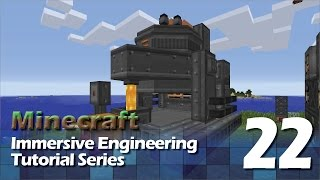 getlinkyoutube.com-Immersive Engineering Tutorial #22 - Arc Furnace