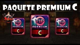 getlinkyoutube.com-RAKION - PAQUETE PREMIUM C   PREMIUM PACK C