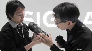 getlinkyoutube.com-【CP+2015】「シグマ 150-600mm F5-6.3 DG OS HSM Contemporary」は手持ちの流し撮りにおすすめ